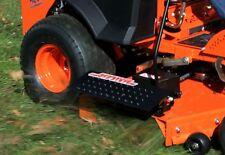Advanced Chute System Zero Turn Mower Discharge Control  ExMark Kubota Farris