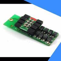 S1 S2 S3 S4 PCB W/CLIPS PROTO 2000 584168 HO S-1 S-2 S-3 S-4