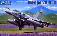 Kitty Hawk KH32020 1/32 static plastic model Mirage 2000C Model Kits 2020