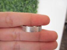 White Gold Mens Wedding Ring 14k codeWR90 sepvergara