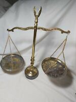 collectable- American eagle Balance Scales- justice H45cm X W30cm