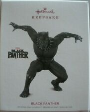 Hallmark 2018 Ornament - Black Panther - NEW