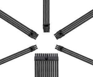 Reaper Kabel-Netzteil Erweiterungssatz-PSU Erweiterungen-Carbon