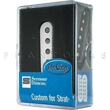 Seymour Duncan SSL-5 Custom Staggered for Strat Single-Coil Guitar Pickup WHITE