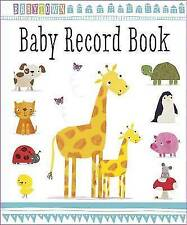 Baby Record Book by Make Believe Ideas - BABY TOWN SARAH VINCE NEW BORN GIFT
