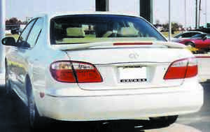 UNPAINTED SPOILER FOR AN INFINITI I30 FACTORY STYLE 2000-2002