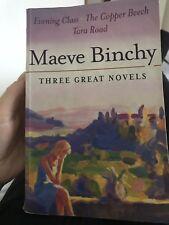 Three Great Novels:  Evening Class ,  The Copper Beech ,  Tara Road by Maeve...