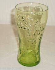 South Africa Fifa World Cup 2010 Green Coca Cola Vuvuzela Glass Mcdonalds