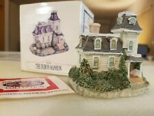 The Americana Collection Liberty Falls Ah14 The Dubois Mansion 1992 in box