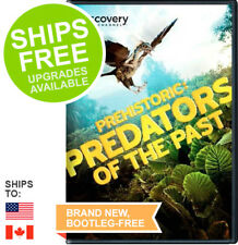 Prehistoric Predators of the Past (DVD, 2011) NEW, Discovery Channel, Dinosaurs