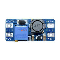 MT3608 DC-DC Step Up Power Apply Module Booster Power Module 2A for Arduino