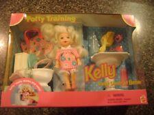 1996 Mattel Potty Training KELLY Baby Sister of Barbie NRFB