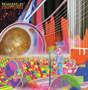 Flaming Lips - Onboard the International Space Station Concert(NEW RED VINYL LP)
