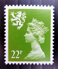 GB SCOTLAND Machin 22p Type I SGS48 NEW SALE PRICE FP2482