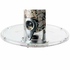 Droll Yankees Bird Feeder Tray, Platform Seed Catcher Accessory Attachment, 7.5