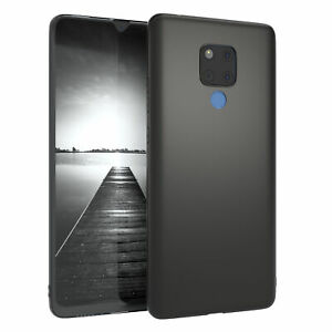 For Huawei Mate 20 X Case Silicone Cover Protection Bag Slim Matt Black