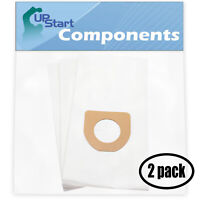 6 Vacuum Bags for Bissell Style 2