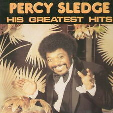 "12"" Percy Sledge His Greatest Hits (My Special Prayer, Take Time To Know Her)"