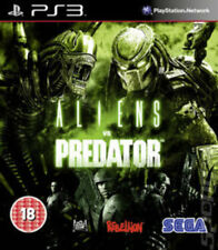 Aliens Vs. Predator (PS3) VideoGames