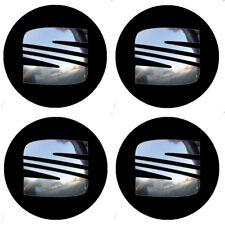 4 stickers SEAT chrome 40 à 100 MM centre Jantes IBIZA LEON TOLEDO AROSA CORDOBA