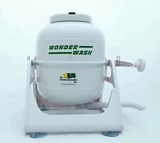 The Laundry Alternative -Non-Electric, Hand-Cranked Small Portable Washer
