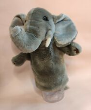 """The Puppet Company - Elephant  Hand Glove Puppet 11"""""""