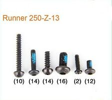 Walkera Runner 250 Screw Set RC Quadcopter Runner 250-Z-13 Original Spare Parts