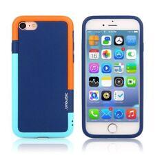 Fundas y carcasas lisos Para iPhone 7 color principal azul para teléfonos móviles y PDAs