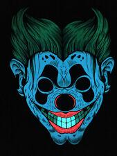 SOUND MUSIC Activated LED LIGHT UP FLASHING DJ PARTY JUKER FACE MASK