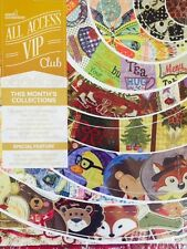 Anita Goodesign Embroidery Designs CD & BOOK ALL ACCESS VIP Club OCTOBER  2015