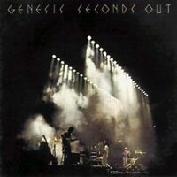 Genesis - Seconds Out [Remastered] (Live)  2CD  NEW/SEALED  SPEEDYPOST