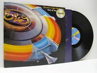 ELECTRIC LIGHT ORCHESTRA (ELO) out of the blue DOUBLE LP EX/VG+ JET DP 400 vinyl