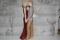 more than words figurine Arora designs (hand in hand) used excellent condition