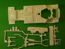 1969 chevelle ss convertible 1/25 amt frame axle rear end suspension chassis kit
