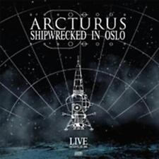 Arcturus - Shipwrecked In Oslo NEW CD
