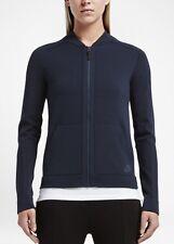 Nike Women's Tech Knit Bomber Jacket Medium M (819031) MSRP $250