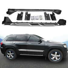 Side Step fit for JEEP Grand Cherokee 2011-2018 Running Board Nerf Bar US Stock