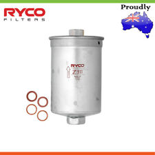 New * Ryco * Fuel Filter For MITSUBISHI MAGNA TN 2.6L 4Cyl 1987 -4/1992
