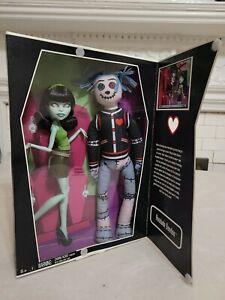 """Monster High Scarah Screams """"HOODUDE VOODOO"""" MATTEL 2011 Rare Retired"""