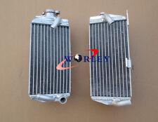 R&L aluminum radiator for Honda CRF450R CRF450 CRF 450R 2015 2016 15 16