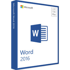Microsoft Word 2016 für MAC - ESD Download