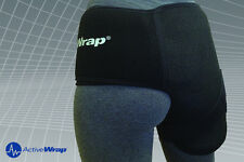 ActiveWrap Thermal Therapy Hip Spica Wrap Hot Heat Ice Cold Pack