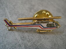 PINS RARE ENTREPRISE HELIFRANCE PARIS HELICOPTERE