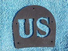 U. S. Brogan or Boot Heel Plate