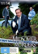 TV Shows M Rated DVD & Midsomer Murders Blu-ray Discs