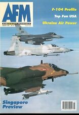 AIR FORCES MONTHLY 3/94 GRUMMAN OV-1 MOHAWK US ARMY 504TH / F-104 STARFIGHTER