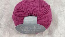Debbie Bliss Eco Baby #14032 Fuchsia - 100% Organic Cotton 50g