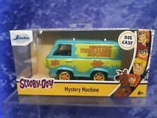 Jada Toys Die Cast 1 32 Scooby- Doo Mystery Machine MIB