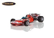 Surtees TS7 Cosworth V8 F1 8° GP Holland 1971 Gijs van Lennep, Spark 1:43, S5402