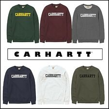 Carhartt Sweatshirt WIP Herren College Pullover Hoodie Man Sweater   S - XXL